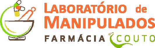Logotipo Laboratório de Manipulados Farmácia Couto